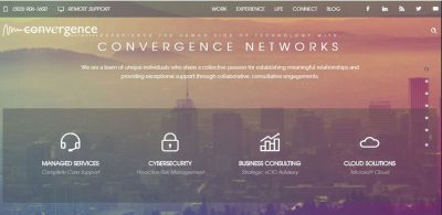 Convergence Networks