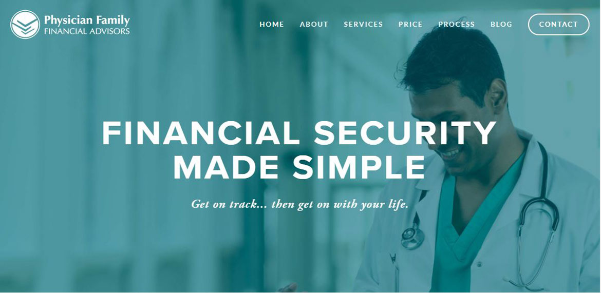 Physician Family Financial Advisors