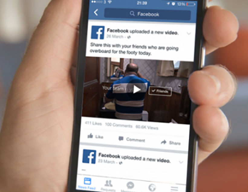 Facebook Favors Longer Videos
